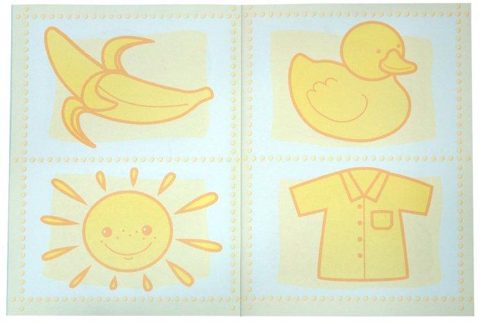 Иллюстрация 1 из 19 для А какого это цвета? Занятия с ребенком от рождения до года. - Дарья Денисова | Лабиринт - книги. Источник: Лабиринт
