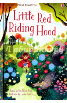 Little Red Riding Hood. First Readers 4 little red riding hood