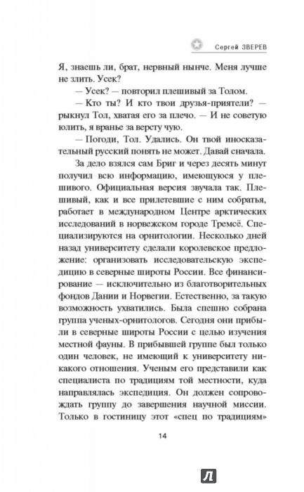 Иллюстрация 13 из 18 для Ледяная пуля - Сергей Зверев | Лабиринт - книги. Источник: Лабиринт