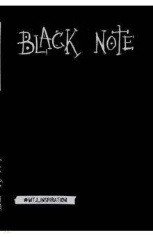 Zakazat.ru: Black Note. Креативный блокнот с черными страницами.