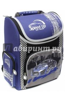 Купить Ранец школьный Speed up (830746), Silwerhof, Ранцы и рюкзаки для начальной школы