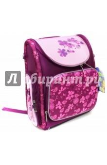 Купить Ранец школьный Flowers (830740), Silwerhof, Ранцы и рюкзаки для начальной школы