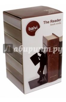 """Держатель для книг """"The Reader"""", черный (25330)"""