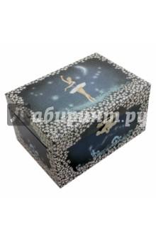 Шкатулка музыкальная Балерина (50000(50070) jakos музыкальная шкатулка феи в листьях