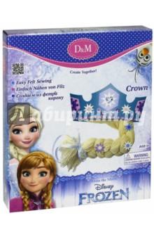"""Набор для шитья короны """"Принцесса Эльза. Холодное сердце"""" (63835)"""