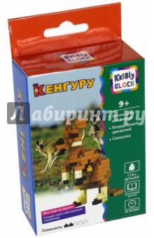 Конструктор Kribly Block Кенгуру, 114 деталей (65242)