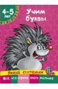 Новиковская Ольга Андреевна Учим буквы
