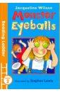 Обложка Monster Eyeballs (Reading Ladder Level 2)
