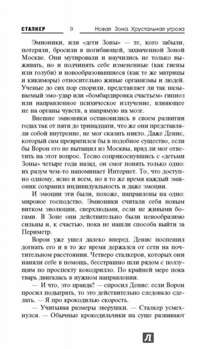 Иллюстрация 9 из 36 для Новая Зона. Хрустальная угроза - Светлана Кузнецова | Лабиринт - книги. Источник: Лабиринт