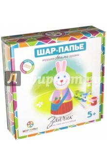 Набор для детского творчества Зайчик (B01591) где в туле игрушки с символом олимпиады