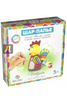 Набор для детского творчества Петушок (В02701) где в туле игрушки с символом олимпиады