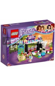 Конструктор Парк развлечений. Игровые автоматы (41127) lego friends конструктор парк развлечений игровые автоматы 41127