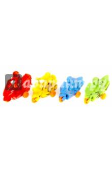 Набор инерционных игрушек Мотоциклы (966-11) набор инерционных игрушек танки 6385 4