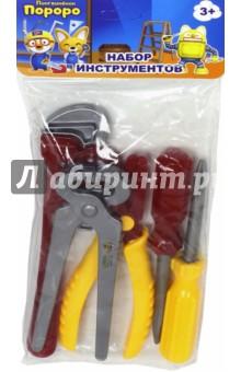 Набор инструментов Пороро (5 штук) (Т58822) набор инструментов 1toy пингвинёнок пороро 7 пр
