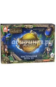 Настольная игра 3D Сокровища майя (СС76705)