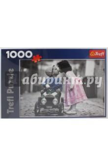 Trefl Puzzle-1000 Первый поцелуй (10320) trefl puzzle 500 полнолуние на манхеттене 37261