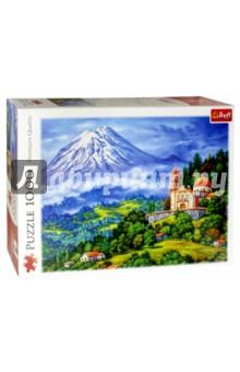Puzzle-1000 Пейзаж у подножия вулкана (10431) книги издательство аст у подножия вулкана