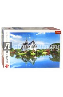 Puzzle-1000 Дворец. Таиланд (10437) пазлы crystal puzzle 3d головоломка вулкан 40 деталей