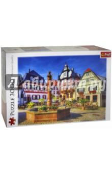 Trefl. Puzzle-3000 Рыночная площадь. Хеппенх (33052) trefl puzzle 500 полнолуние на манхеттене 37261