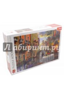 Trefl Puzzle-6000 Романтический ужин. Венеция (65003) trefl puzzle 500 пруд черного дракона 37258