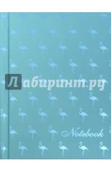 Записная книжка, 200 листов НОУТБУК. ФЛАМИНГО (42668) феникс записная книжка ноутбук фламинго 80 листов
