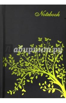 Записная книжка, 200 листов НОУТБУК. ДЕРЕВО (42670) записная книжка 200 листов ноутбук фламинго 42668