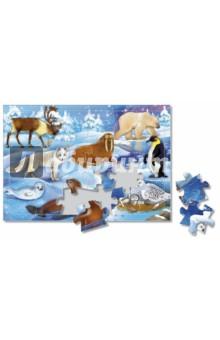 Купить Пазл В снегах (24 детали), Геодом, Пазлы (15-50 элементов)