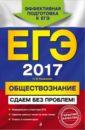 ЕГЭ-2017. Обществознание. Сдаем без проблем!, Кишенкова Ольга Викторовна