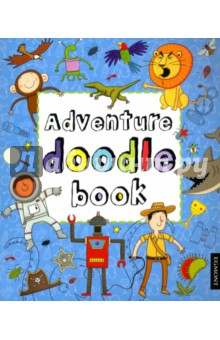 Adventure Doodle Book write your own book