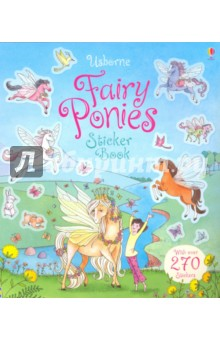 Fairy Ponies Sticker Book giulia 31272