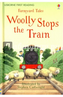 Farmyard Tales. Woolly Stops the Train men