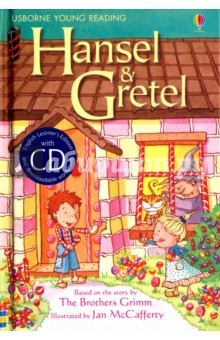 Hansel and Gretel (+CD) cd диск enya the memory of trees 1 cd