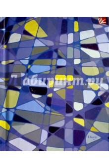 Книга для записей Витраж (80 листов, А6) (КЗГ6802084) записные книжки канц эксмо книга для записей с поролоном 80 листов орнамент разноцветные зонтики