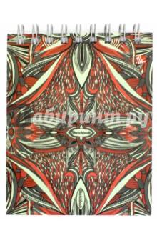 Скетчбук Калейдоскоп (80 листов, А6, евроспираль) (ТС6804322) скетчбук на спирали штрихи 80 листов а6 тс6804325