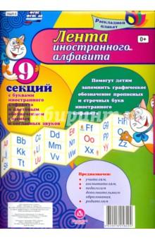 Лента иностранного алфавита. ФГОС