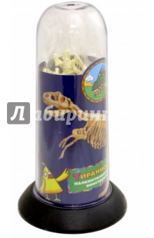 """Палеонтологический конструктор """"Тираннозавр"""" (63994)"""