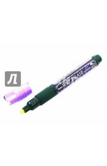 Маркер меловой на водной основе, фиолетовый (03-6130/SMW26-VO) маркер pentel twin tip для компакт дисков синий 2 х сторонний круглый наконечник 1 3 5мм и капилл 1мм
