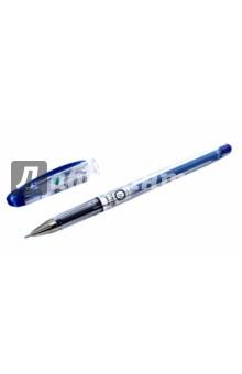 Ручка гелевая игловидная (синяя, 0,7 мм) (PBG207-C) ручка гелевая pentel energel 0 7мм черный корпус синяя