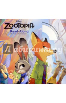 Zootopia Read-Along Storybook (+CD) you read to me i ll read to you very short scary tales to read together