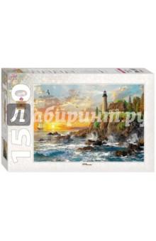 Купить Step Puzzle-1500 Скалистый берег (83058), Степ Пазл, Пазлы (1500 элементов)