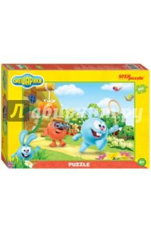 смешарики паровозик смешариков Step Puzzle-260 Смешарики (95055)