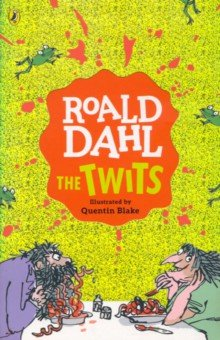 The Twits roald dahl my uncle oswald