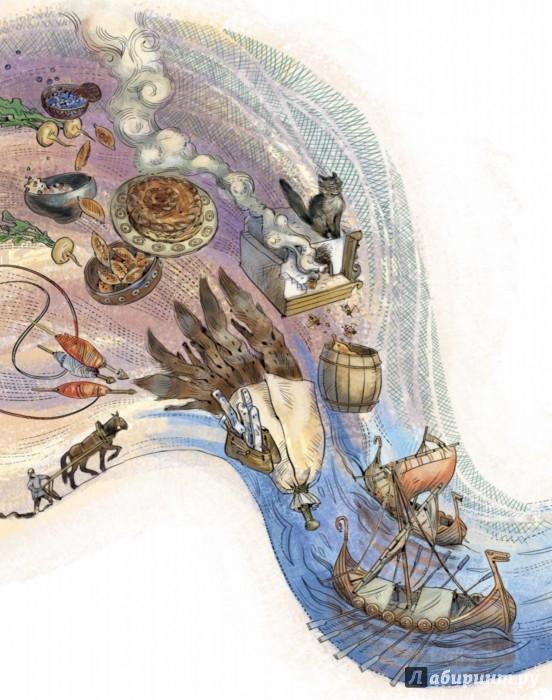 Иллюстрация 2 из 89 для Как жили на Руси - Елена Качур | Лабиринт - книги. Источник: Лабиринт