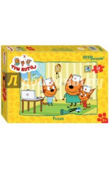 "Step Puzzle-35 ""Три кота"" (91150)"