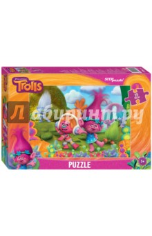 Step Puzzle-35 MAXI Trolls (91222) elizabeth george speare the witch of blackbird pond