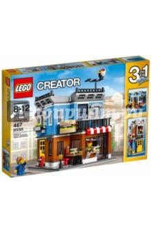 Конструктор Creator Магазинчик на углу (31050) lego lego creator 31050 магазинчик на углу
