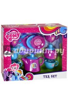 Купить Чайный набор My Little Pony (1684069.00), Halsall Toys International, Наборы игрушечной посуды