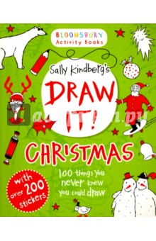 Draw it! Christmas how to draw noir comics