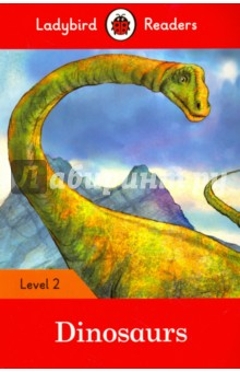 Dinosaurs. Level 2 (+ downloadable audio) ultimate sticker book dangerous dinosaurs