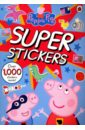 Peppa Pig Super Stickers. Activity Book